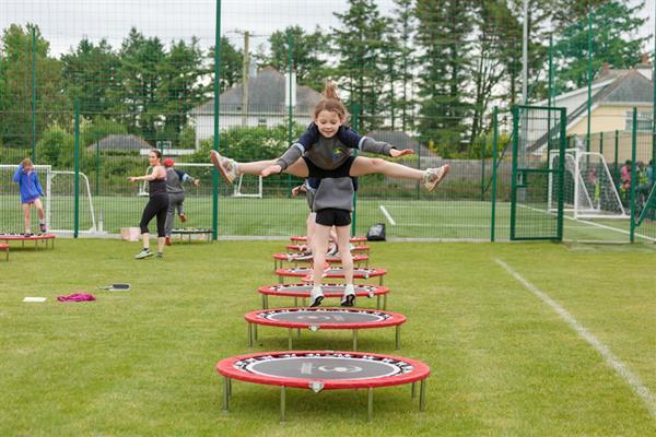 Corpoideachas / Physical Education