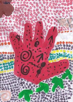Ealaín ó / Art from Rang 6